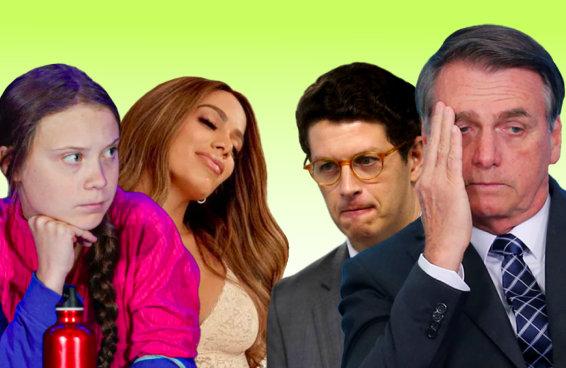 Você já fez mais pelo meio ambiente do que o governo Bolsonaro?