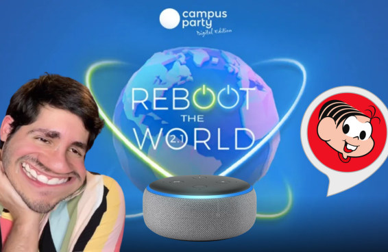 12 palestras imperdíveis da Campus Party 2021