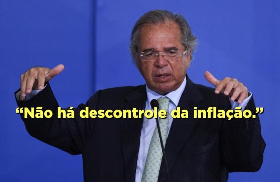 Estas frases do Paulo Guedes são reais ou a gente inventou?
