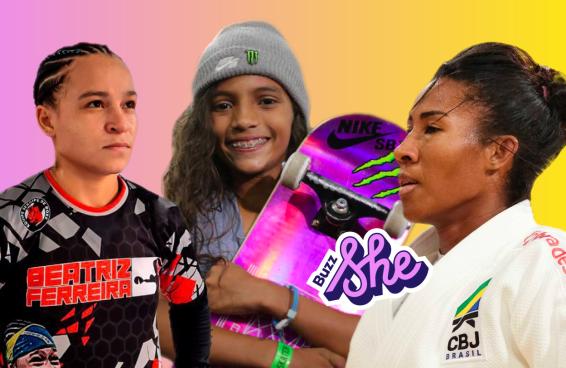 7 brasileiras incríveis pra você acompanhar na Olimpíada