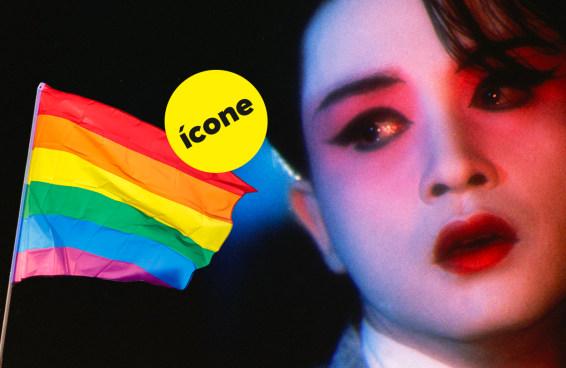 Leslie Cheung e o brilho no arco-íris asiático