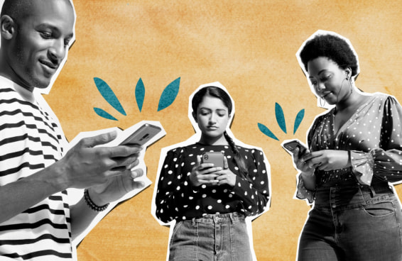 Você está vivendo ou só rolando seu feed das redes sociais?