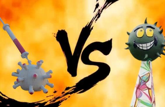 Qual estátua brasileira venceria estes duelos?