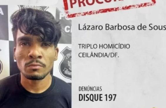 200 policiais estão em busca do mais novo serial killer brasileiro