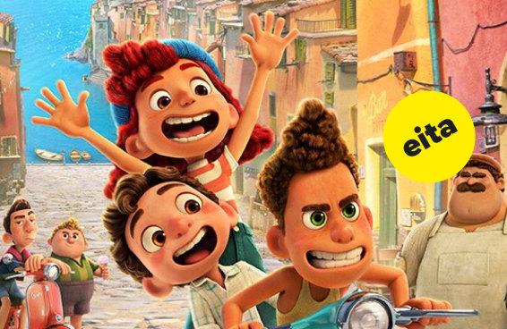 Luca não é um filme Pixar que vai te fazer chorar