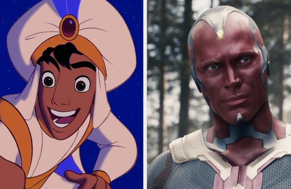 Este quiz vai te fazer escolher entre heróis da Marvel e príncipes da Disney