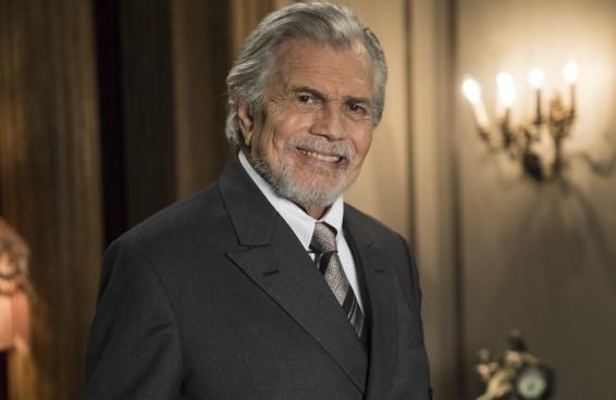 Tarcisio Meira foi o galã mais emblemático da TV brasileira