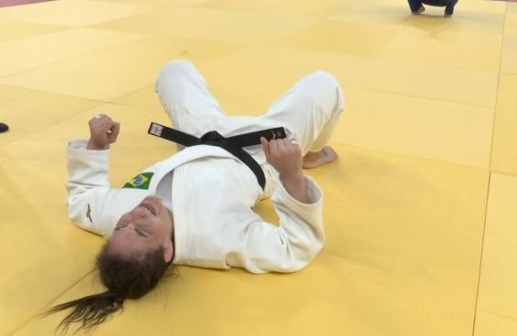 A derrota de Maria Portela no judô deixou o brasileiro ainda mais indignado