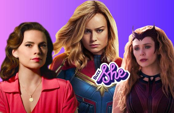 Super-Herói é coisa de mulher, ainda bem