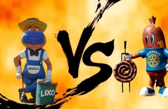 Round 2: qual estátua brasileira venceria estes duelos?