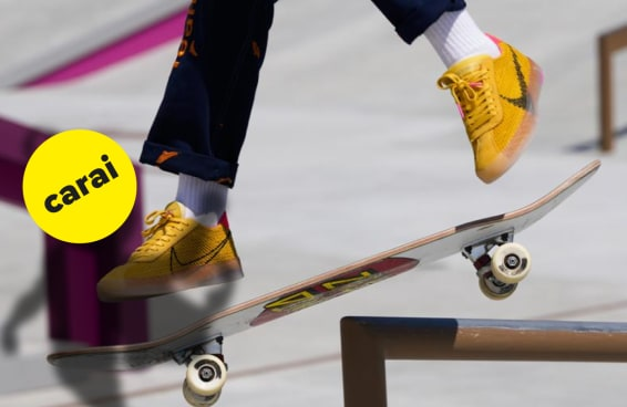 Que manobra do skate você é?