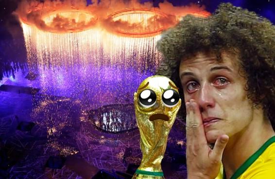 7 provas de que Olimpíadas pisam muito na Copa do Mundo