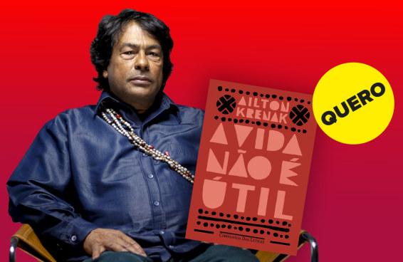 Aqui vão 12 livros de autores indígenas