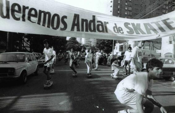 Skate: o esporte criminalizado que virou a alegria do Brasil