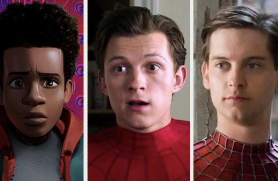 Qual Homem-Aranha é você?