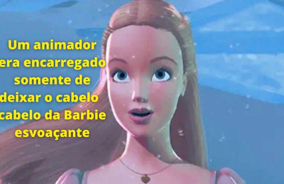 28 curiosidades aleatórias pra caramba sobre os filmes da Barbie
