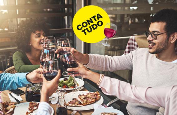 Diga o quanto você quebra as regras do vinho e diremos qual é seu clã
