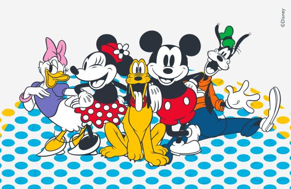 No mês do amigo, queremos saber: que tipo de amigo você é baseado nos personagens de Mickey & Amigos?