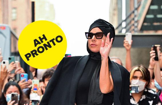 Não tão devastada: Lady Gaga negou shows no Brasil, diz Medina