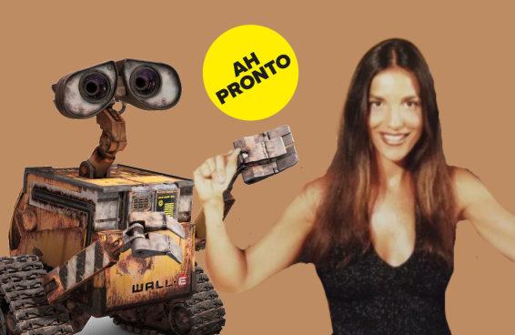 """10 provas de que """"Wall-E"""" se inspirou em """"Pequena Eva"""""""