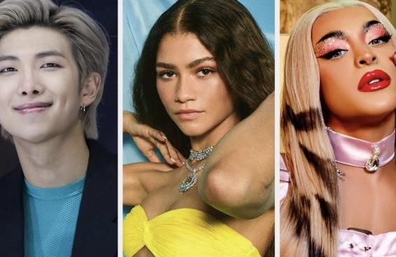 Apenas 5 destas 10 celebridades são virginianas - você sabe quais?