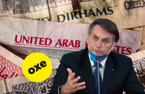 Como o governo Bolsonaro está gastando R$ 3,6 milhões em Dubai