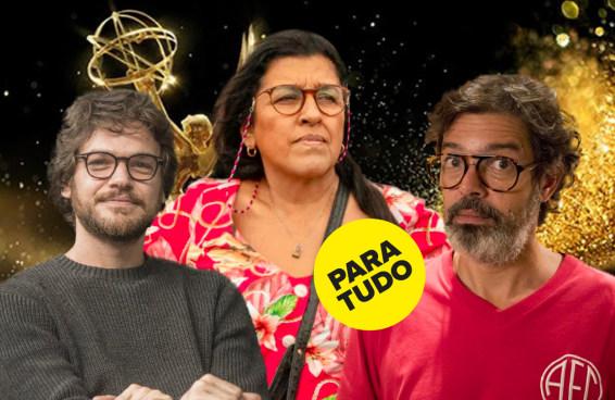 Conheça as 5 produções brasileiras que estão concorrendo ao Emmy Internacional