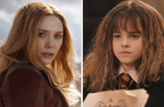 Todo mundo é meio bruxona: você é mais Hermione Granger ou Wanda Maximoff?