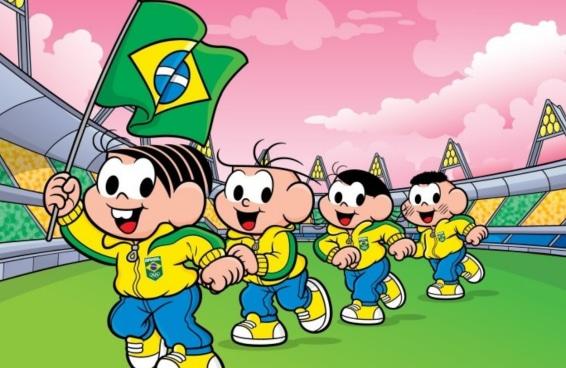 A Turma da Mônica homenageou os medalhistas olímpicos brasileiros e estamos apaixonados