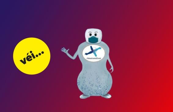 Álcool Gelson é o tardio e horripilante novo mascote pandêmico