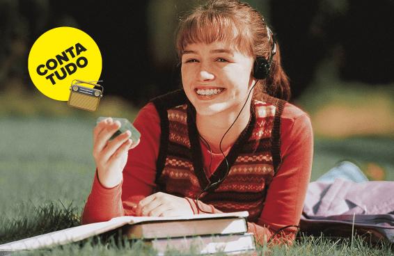 Diz pra gente o quanto você sente falta dos anos 90.