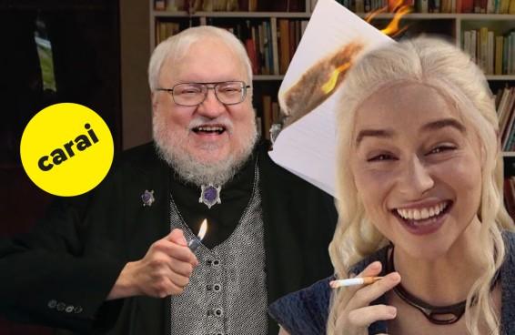 Faz 2 anos que Game of Thrones estragou tudo