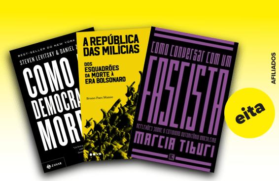 13 livros que explicam o Brasil de 2021