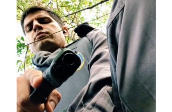 Policiais estão se aproveitando do caso Lázaro para hitar na redes