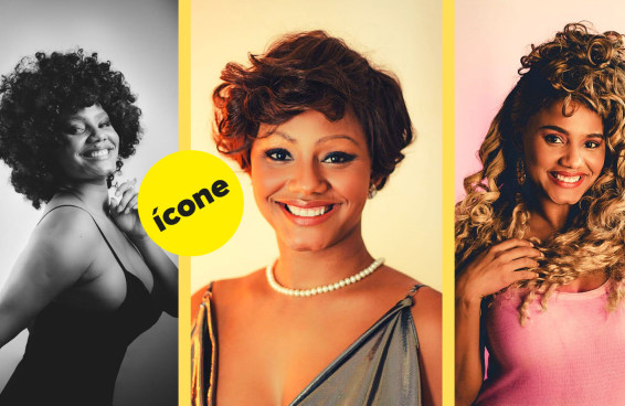 Jéssica Ellen se transformou em diversas cantoras para exaltar as mulheres negras da música