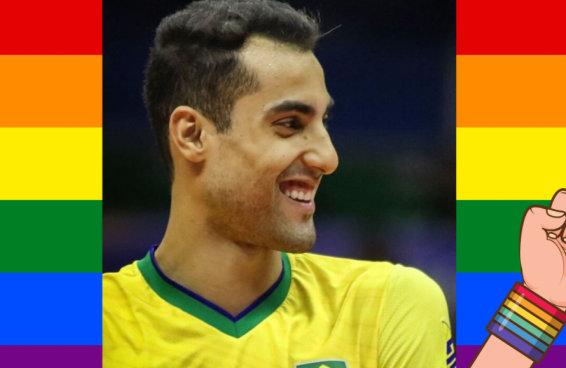 A Olimpíada ainda nem começou, mas Douglas Souza é nosso atleta favorito nas redes