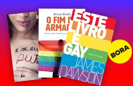 10 livros sobre a luta LGBTQIA+ que você precisa ler