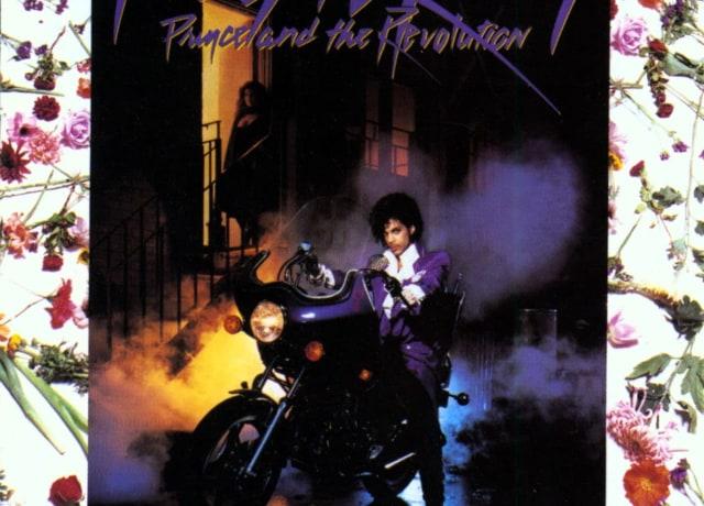 Capa do album de Prince