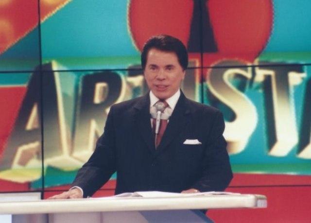 Silvio Santos na Casa dos Artistas