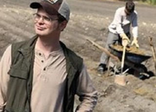 A fazenda de beterrabas do Dwight
