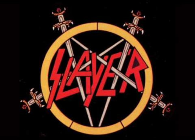 Logo da banda Slayer