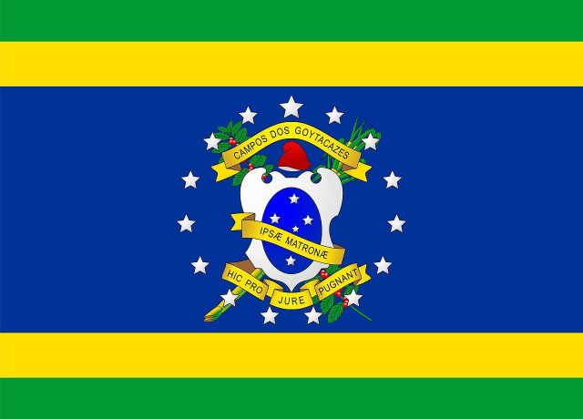bandeira de campos