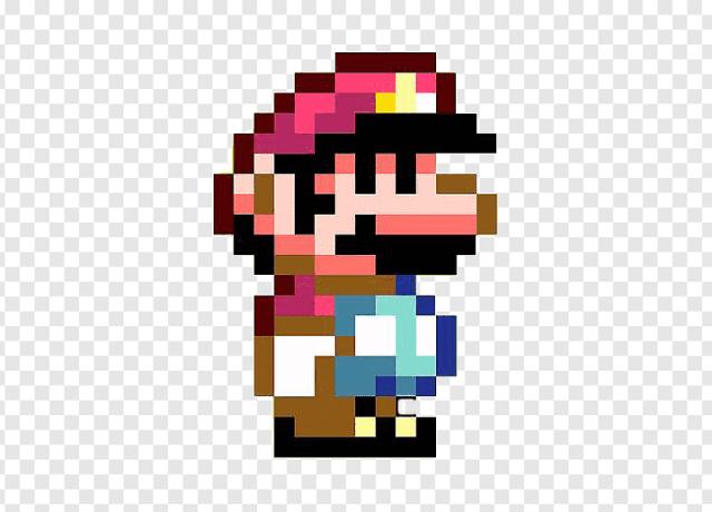 Mario em Super Mario World, para Super Nintendo