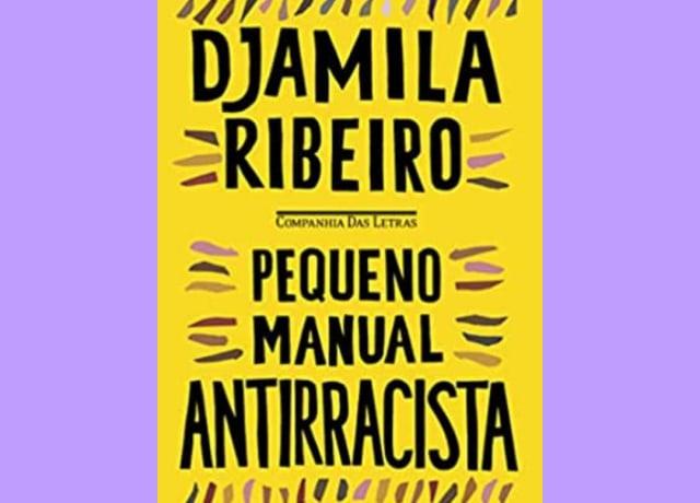 Capa do livro de Djamila Ribeiro