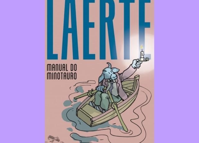 Capa do livro da Laerte