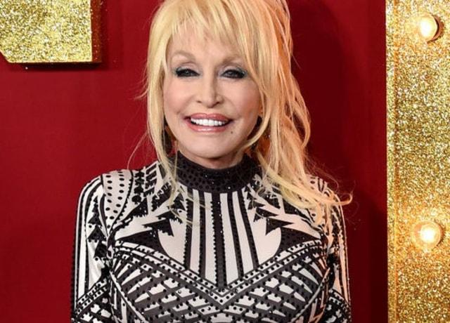Foto da Dolly Parton.