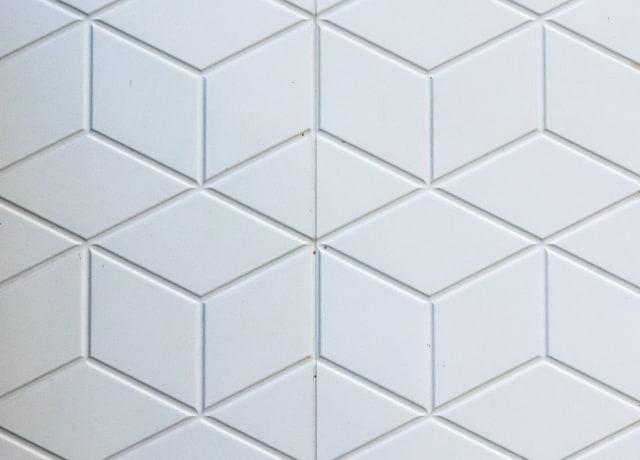 white and gray ceramic tiles