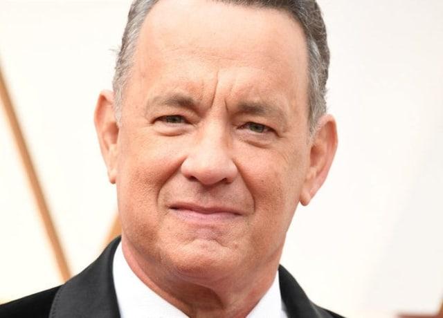 Foto do Tom Hanks.