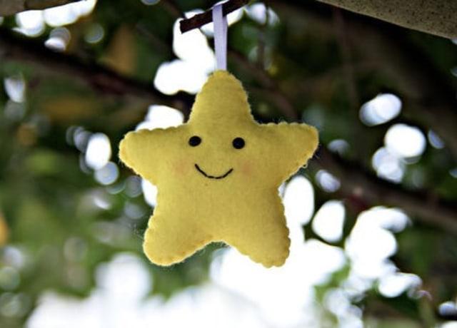 Estrela costurada