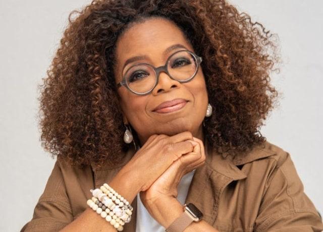 Foto da Oprah.